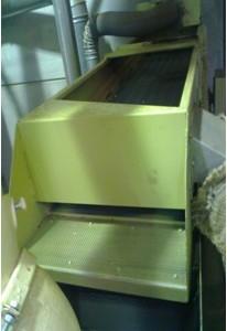 Maquina limpiadora Café Verde