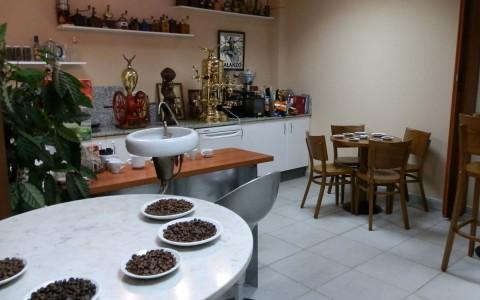 Sala Formación Cafés Balanzo